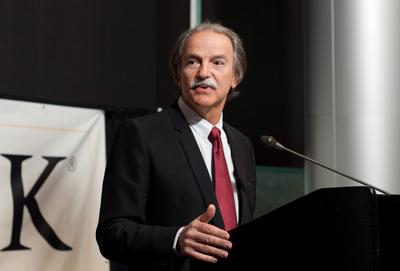 Pierre Lassonde, founder of the Lassonde Entrepreneur Institute.