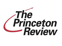 The Princeton Review logo.