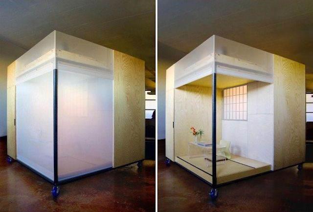 Innovative space.