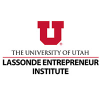 Lassonde Entrepreneur Institute at the University of Utah logo.