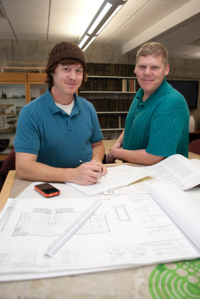 Civil Engineering students at the U improve community in a capstone project.