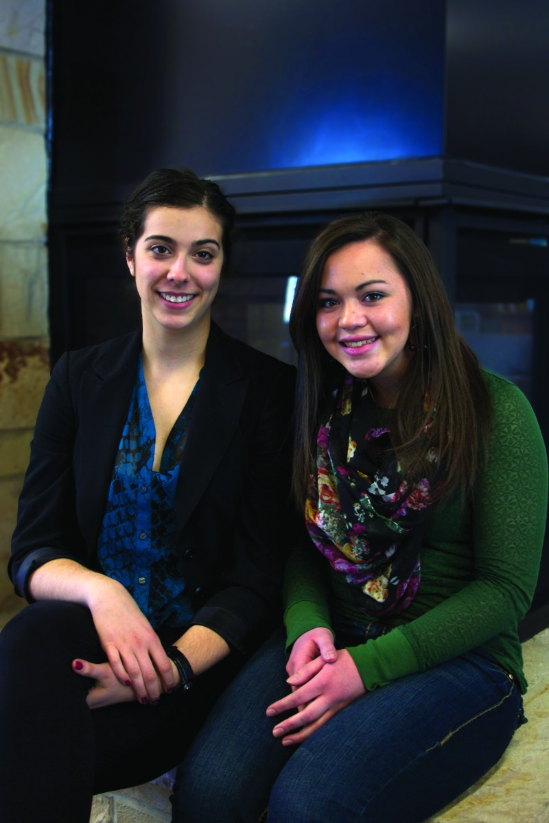 A group of Honors students at the U work to educate their peers about the dangers of over-sharing online.