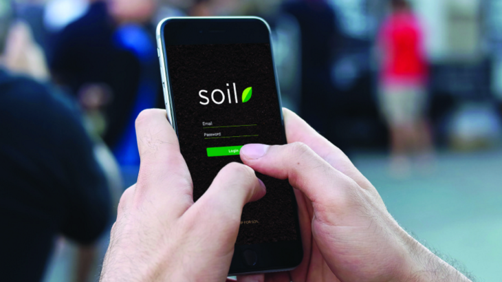 "U startup ""Soil"" is a social media platform to connect users with their local community."