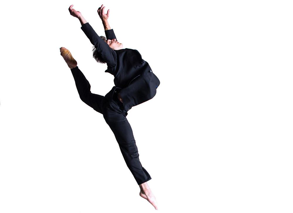 U student innovates dancing and creative writing.