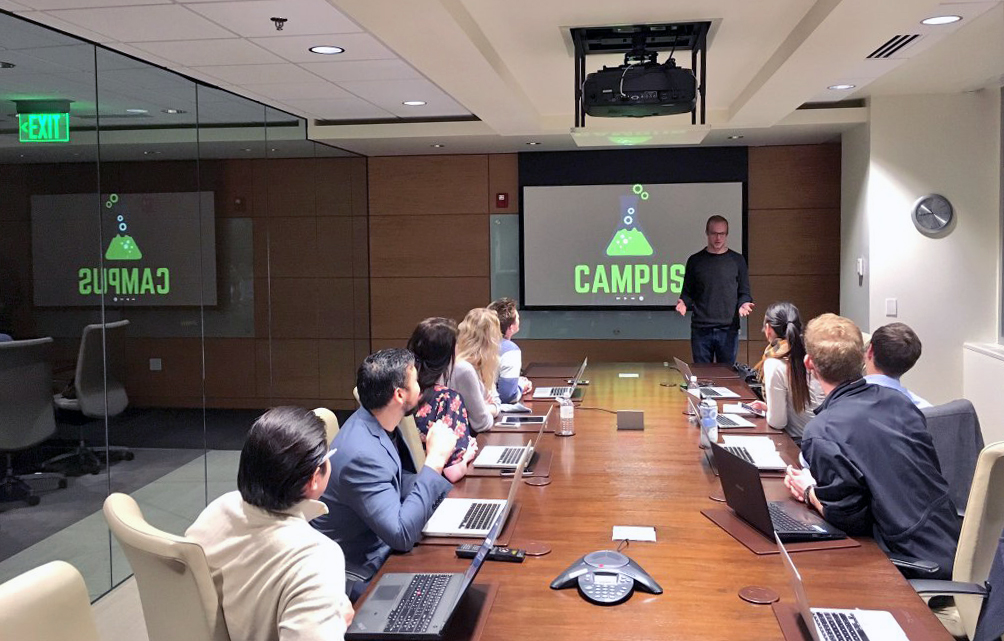 Campus Founders Fund is venture capital for college students to fund startups, innovation and other entrepreneurial endeavors.