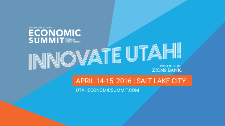 Utah Economic Summit presents Innovate Utah!