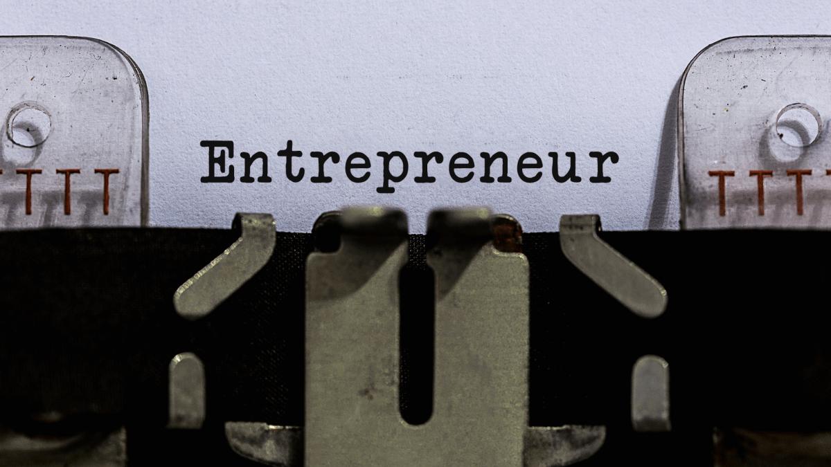 Photo illustration based on Startup by Dennis Skley via Flickr