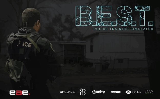 B.E.S.T Police Training Simulator by University of Utah students