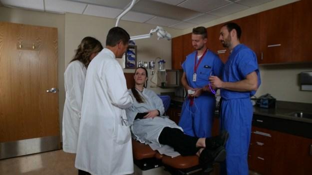 The LightLine Catheter team at the University of Utah.