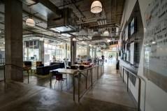 Cowork Area & Miller Cafe