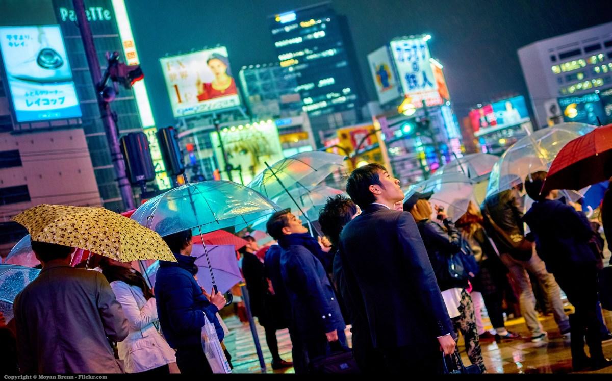 """""""Tokyo"""" by Moyan Brenn via Flickr"""
