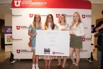 Business Scholars Innovation Showcase 2017, University of Utah, David Eccles School of Business