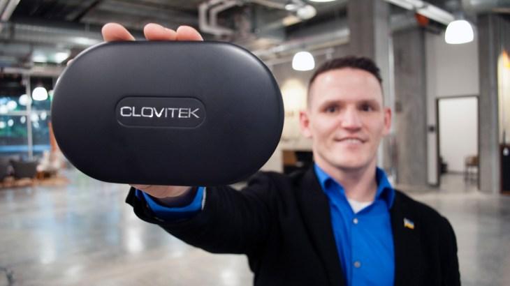 Clovitech Wi-Fi transmitter