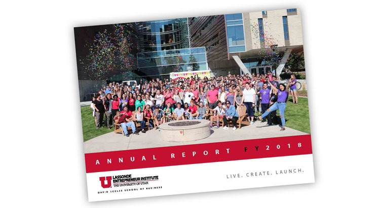 Lassonde Institute Annual Report