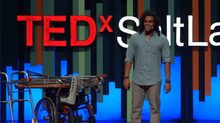 Mohan Sudabattula TEDx Salt Lake City