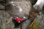 Petrohrad boulder Jolly Jumper photo Foto