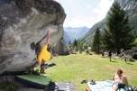 Val di Mello boulder