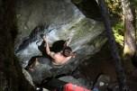 Boulder Magic Wood Linserboulder Granit Gneis
