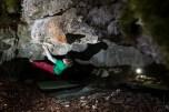 Höhlenboulder