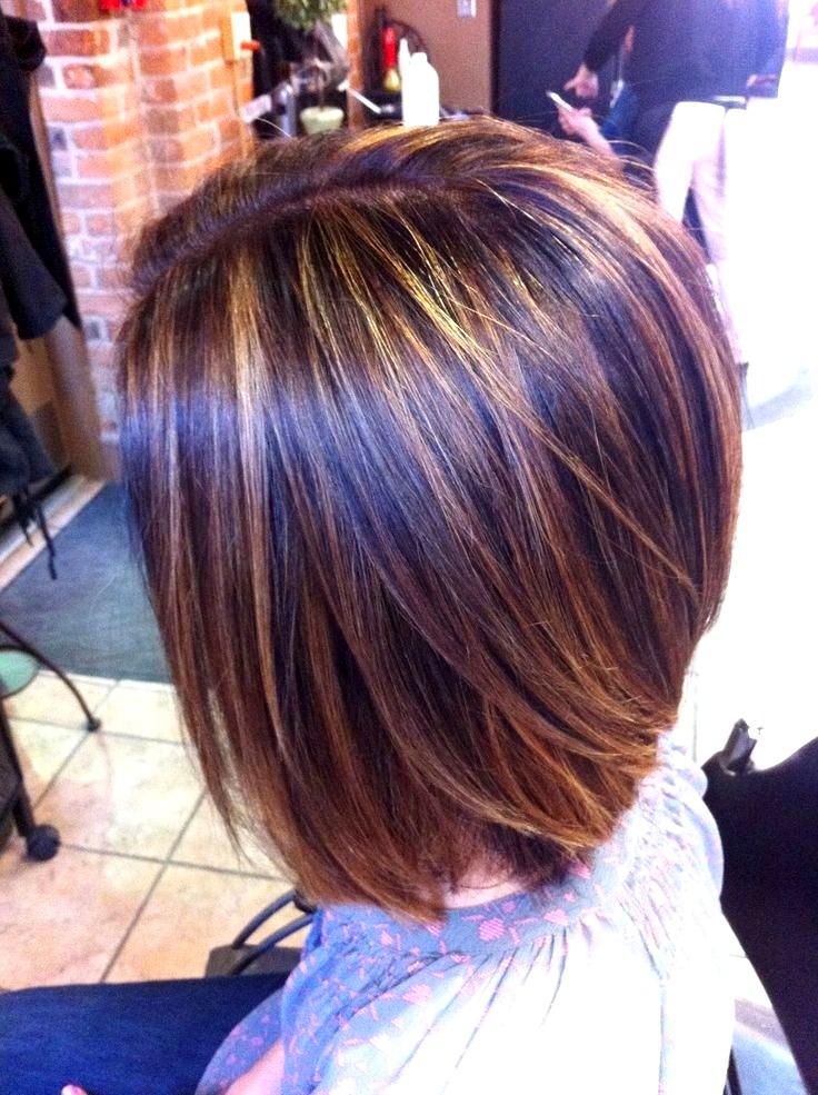 Inverted Bob Haircuts and Hairstyles  Long Short Medium