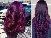 burgundy hair color ideas