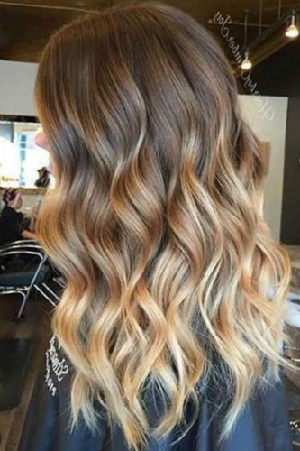 36 Blonde Balayage Hair Color Ideas With Caramel Honey
