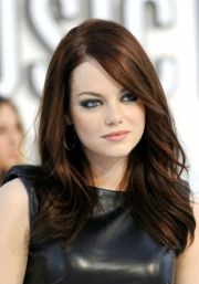 chocolate brown hair color light