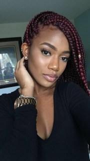 black braided hairstyles 2019