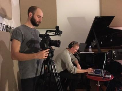 Recording and filming Beatvox December 2016! Soundman: Ben Ridolfi