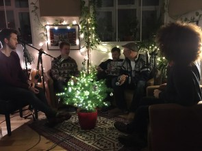 Lovely Festive session with the awesome Calum, Jack, Sam!