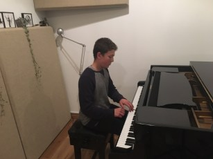 Talented singer and multi-instrumentalist James Dillon