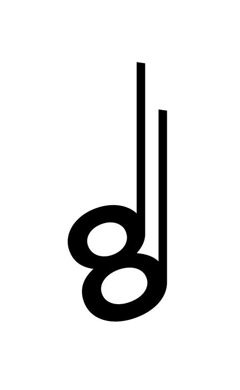 Last Eight logo design by Martin Christie at Alchemist Studios