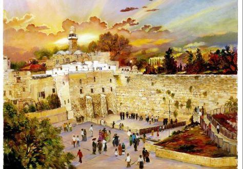 End of Creation Work: Heavenly Jerusalem God the Mother
