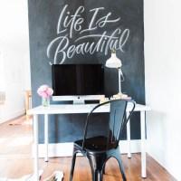 8 idee per lanciare dei messaggi (positivi) e decorare casa