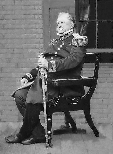 armygeneralwinfieldscottin1861