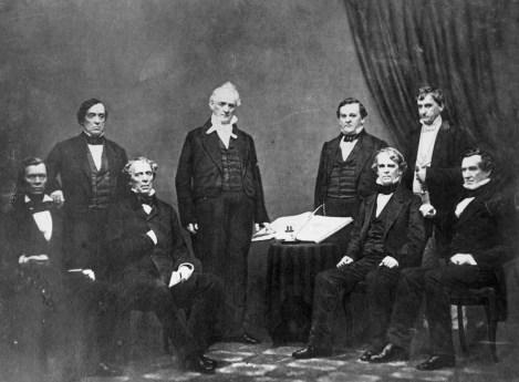 Cabinet Of President James Buchanan