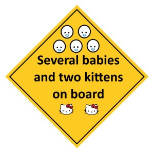 Babies and Kittens