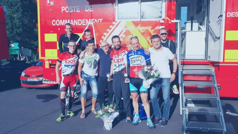 3 Steigeois aux Championnats de France des Sapeurs Pompiers