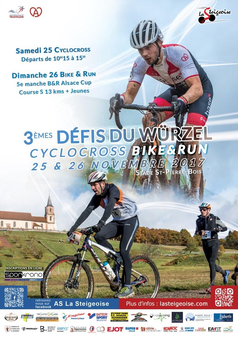 L'affiche des Défis du Würzel