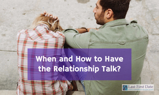 How To Bring Up The Relationship Talk