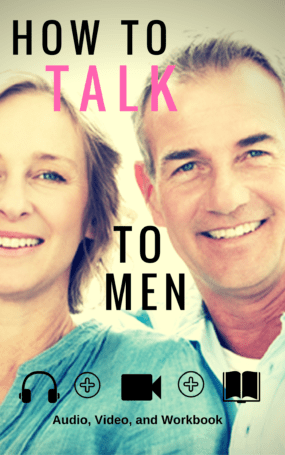 how to talk to men cover