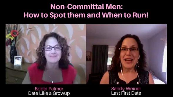non-committal men