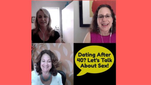 Sex after divorce at 40