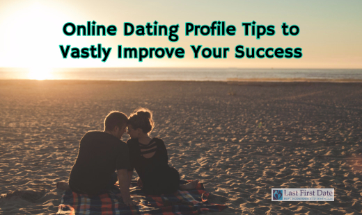 online dating first date kiss