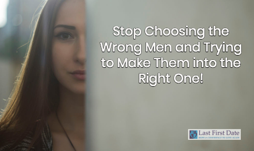 Choosing the Wrong Men