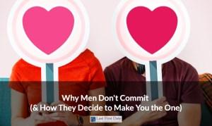 Men Don't Commit