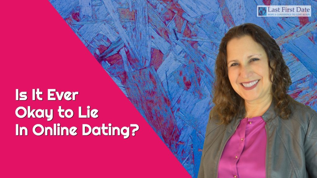 lie in online dating
