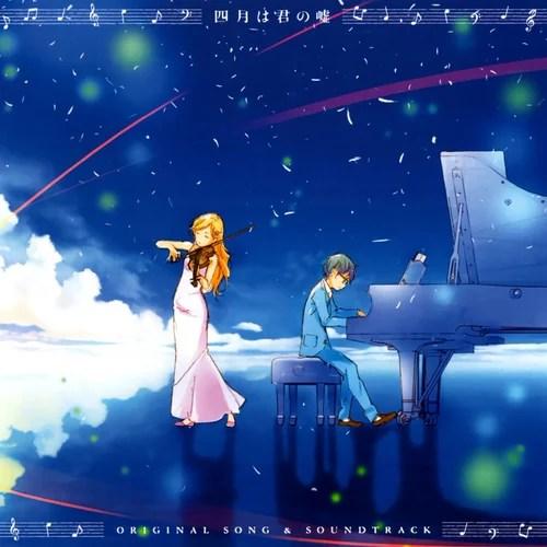 Your Lie in April Original Song & Soundtrack — Masaru ...