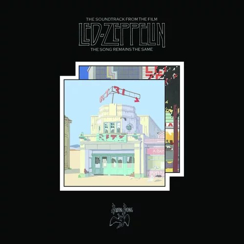 The Song Remains The Same — Led Zeppelin | Last.fm