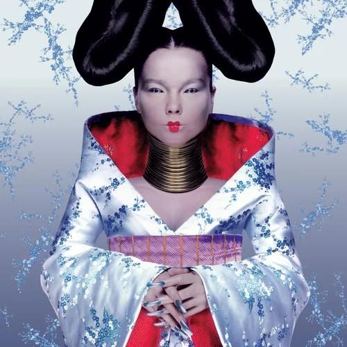 Homogenic — Björk | Last.fm